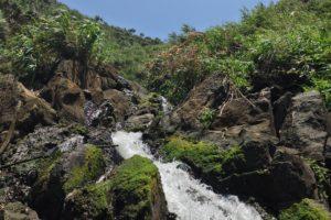 久米島の滝