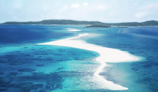 久米島ハテの浜