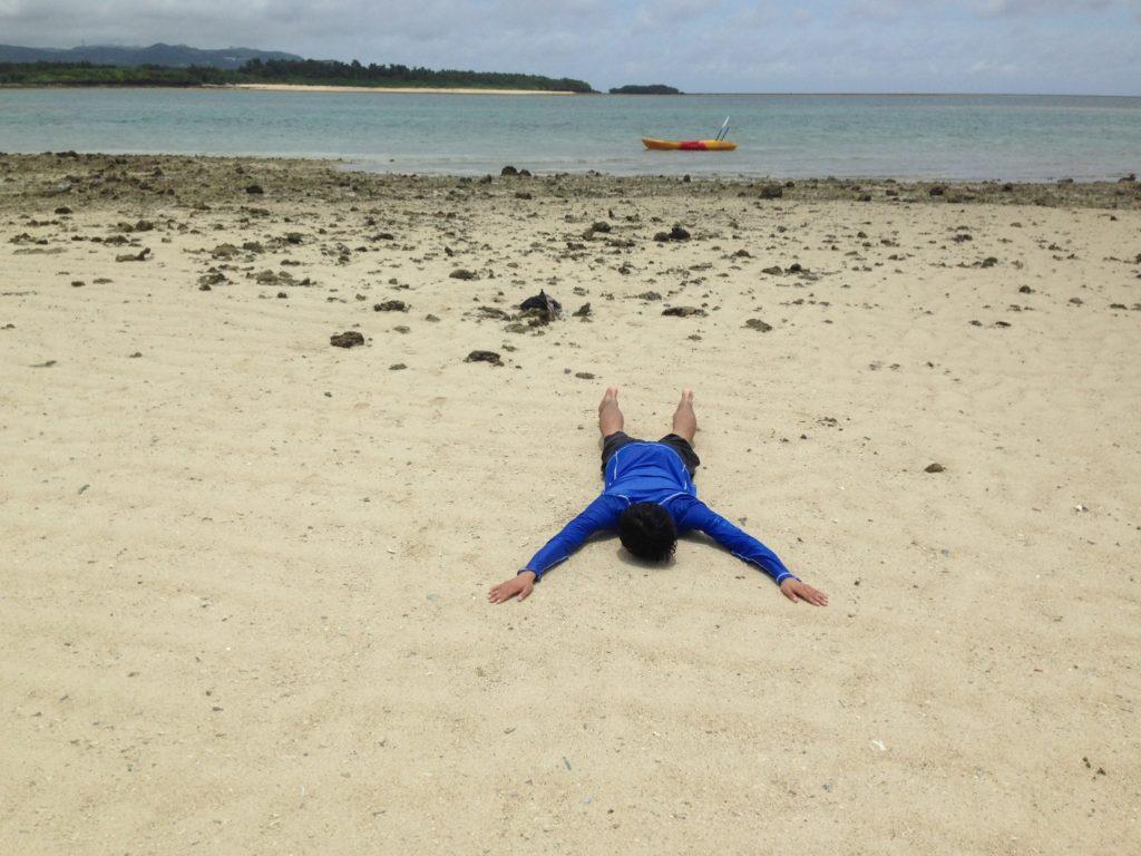 ハテの浜チャレンジ